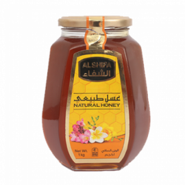 الشفاء عسل طبيعي 1 كجم